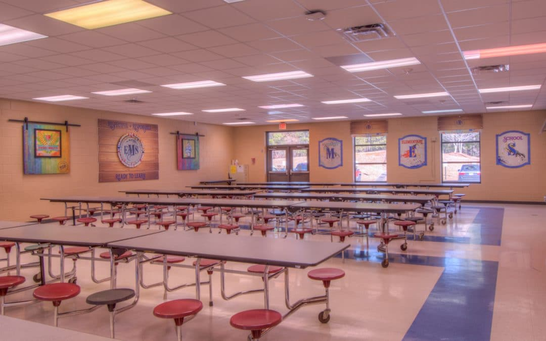 Interior Design Services for Schools